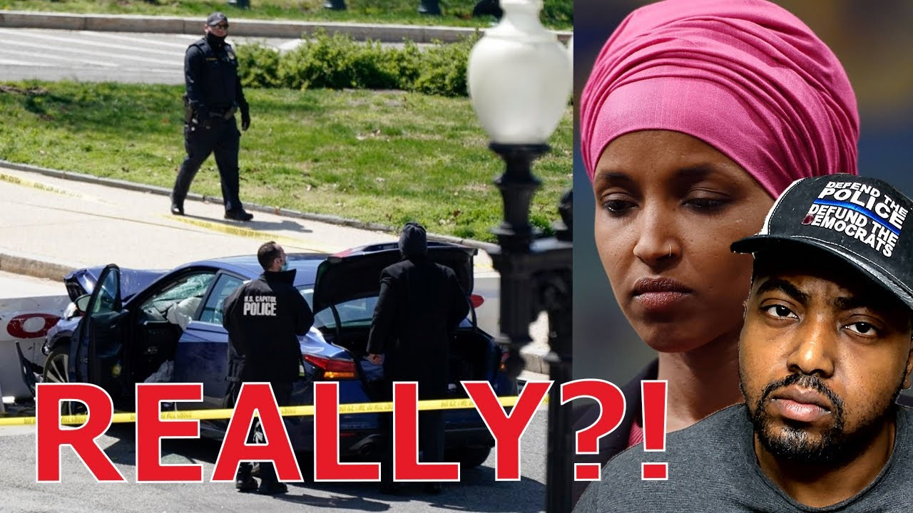 Ilhan Omar Has The Most RIDICULOUS Response To The DC Capitol Attack
