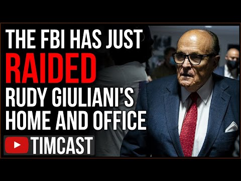 The FBI Has RAIDED Giuliani's Home And Office, Democrats Make SHOCKING Move Against Political Rivals