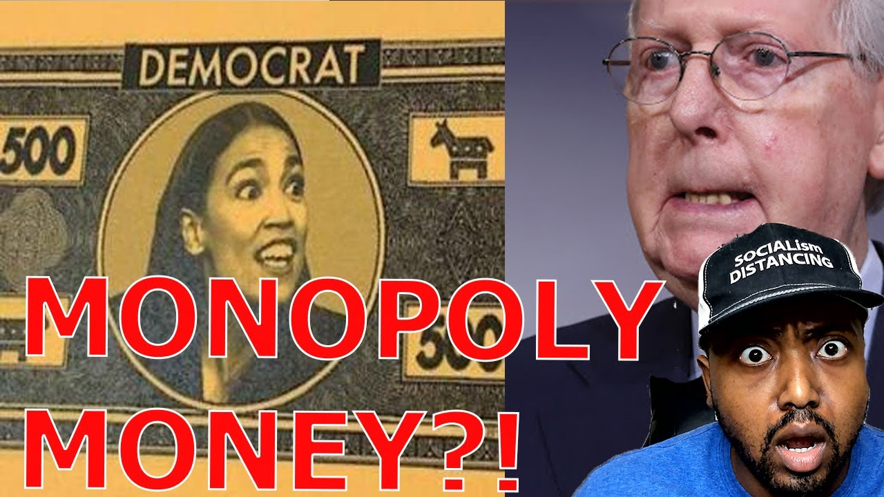 AOC DEMANDS $10 TRILLION For Infrastructure Spending As McConnell Says He Wants To Work With Biden –