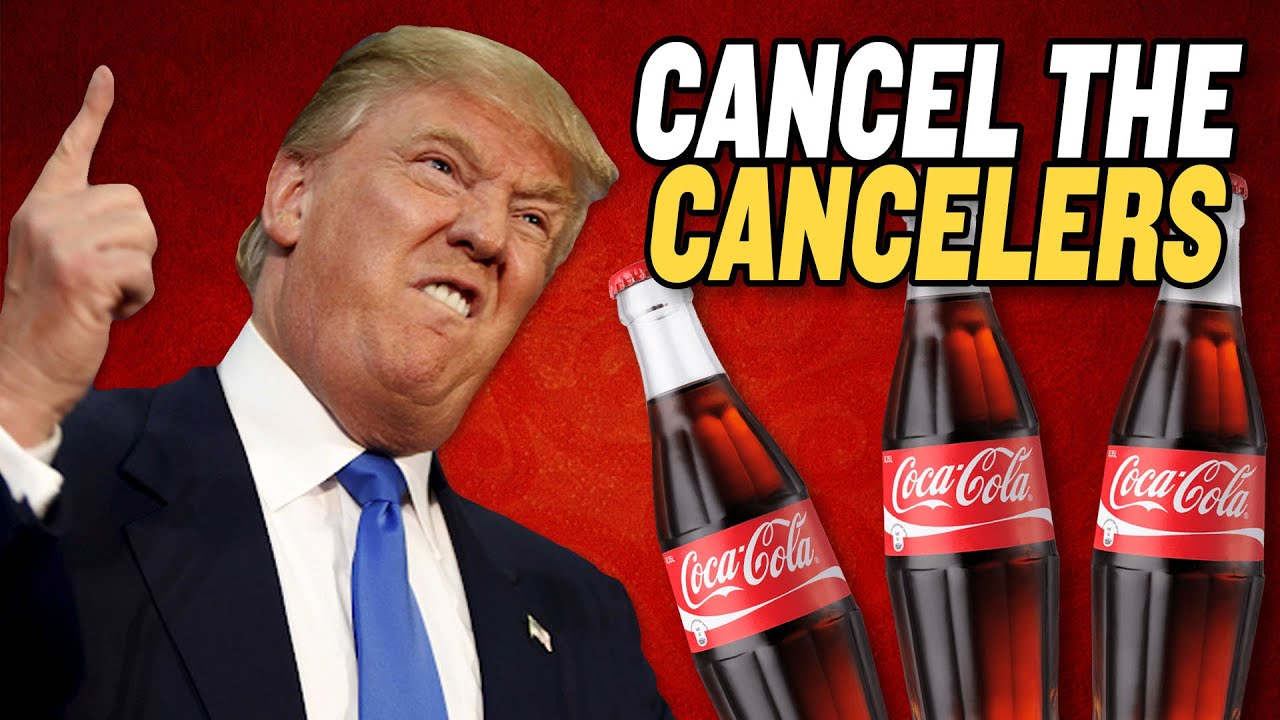 Georgia Gets Canceled Over Voting Law   Trump Cancels the Cancelers