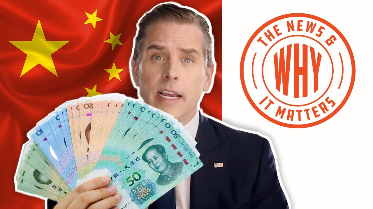 Is the Biden Family STILL Doing Business with China?