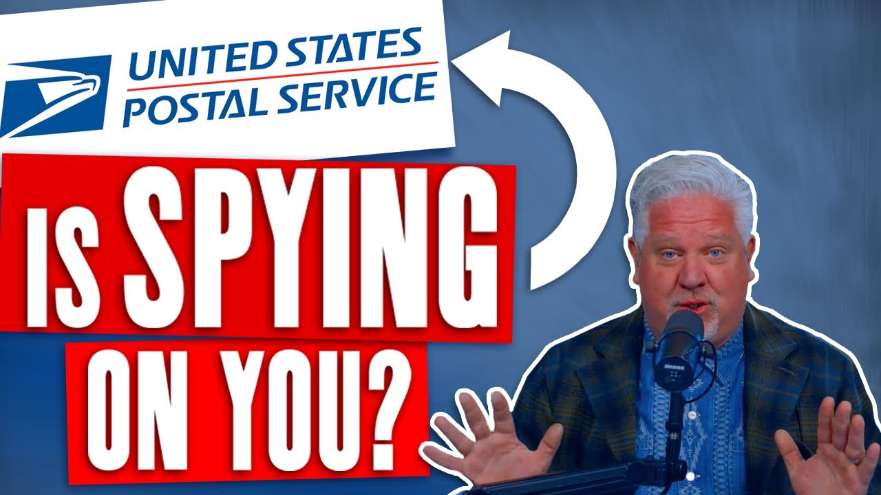 The 'iCop' DETAILS: Now the USPS is SPYING on us too?!