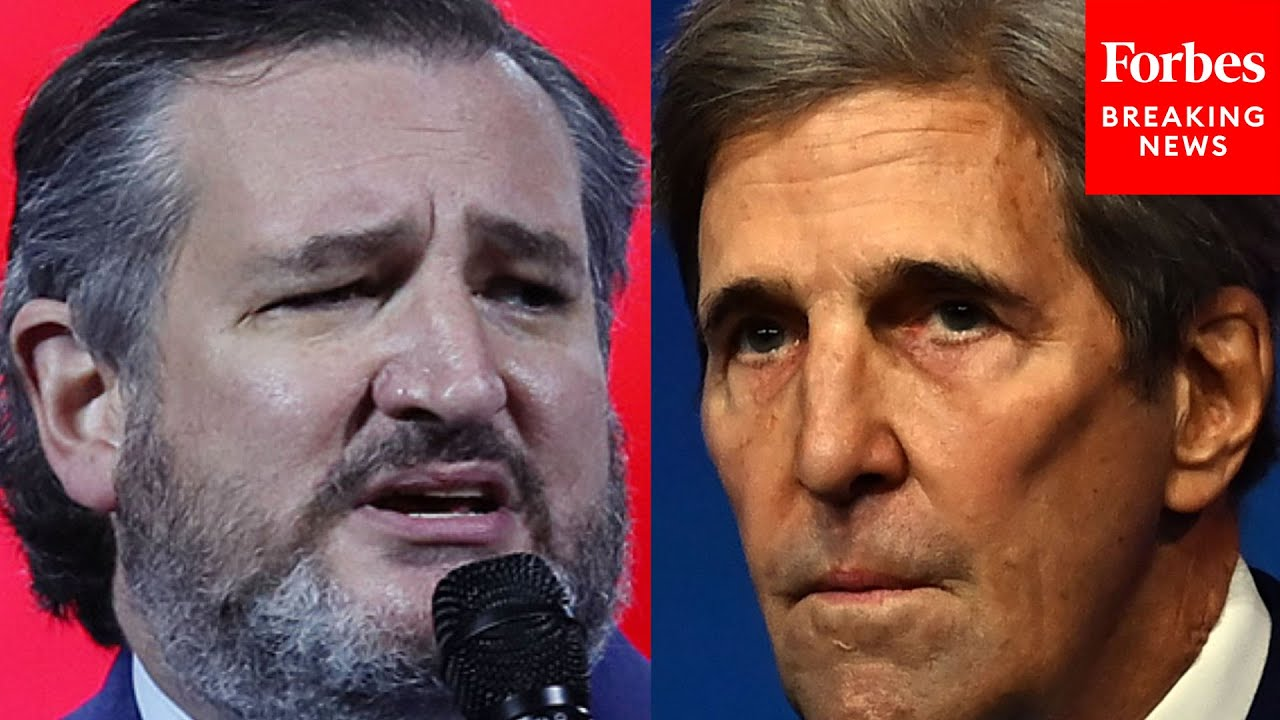 Ted Cruz Responds To Allegations John Kerry Leaked Israeli Attacks To Iran