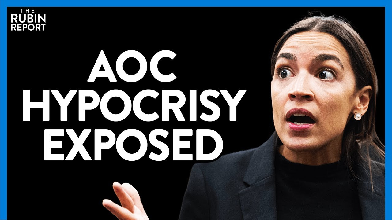 AOC Melts Down When Asked Why She Isn't Talking About Kids in Cages