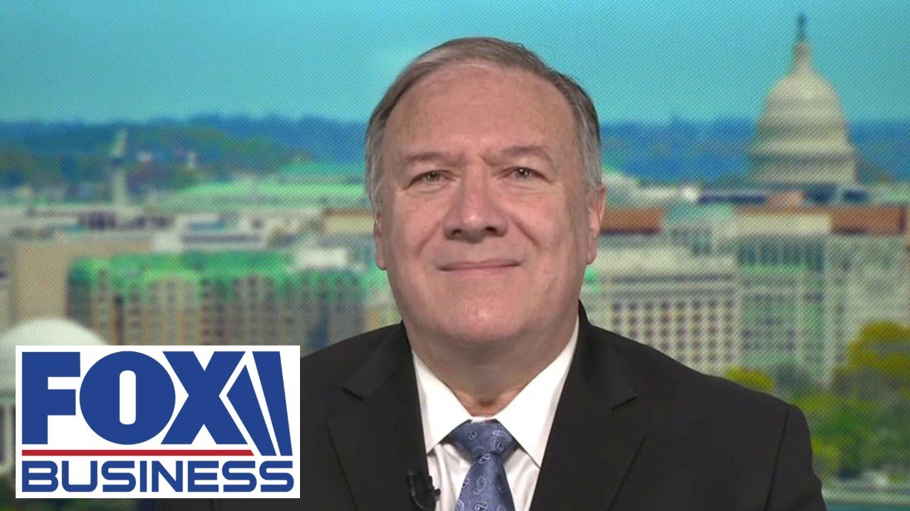 Pompeo addresses US fears over China attack on Taiwan, Biden foreign policy