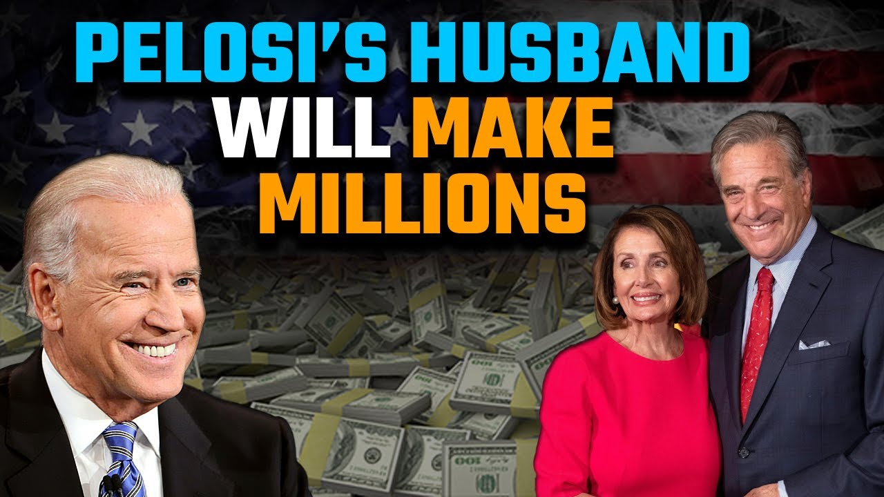 Pelosis, beneficiaries of Biden's EV push as the Mr. Pelosi covertly invested a fortune in Tesla