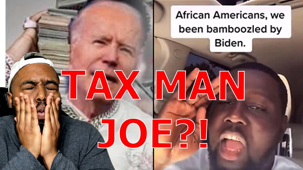 Joe Biden Voters Panic As He Tanks Bitcoin W/ New Tax Proposal & Funds BOOST TO IRS For More Audits