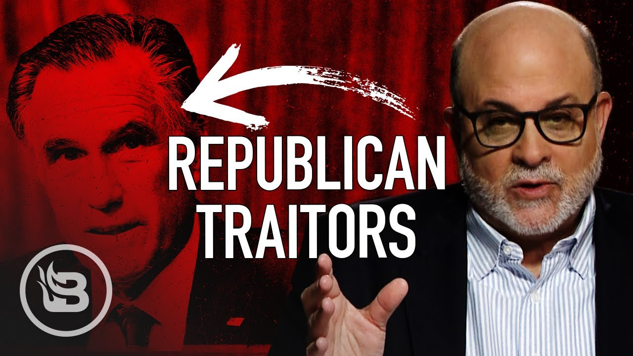 Mark Levin Calls Out the TRAITORS in the Republican Party