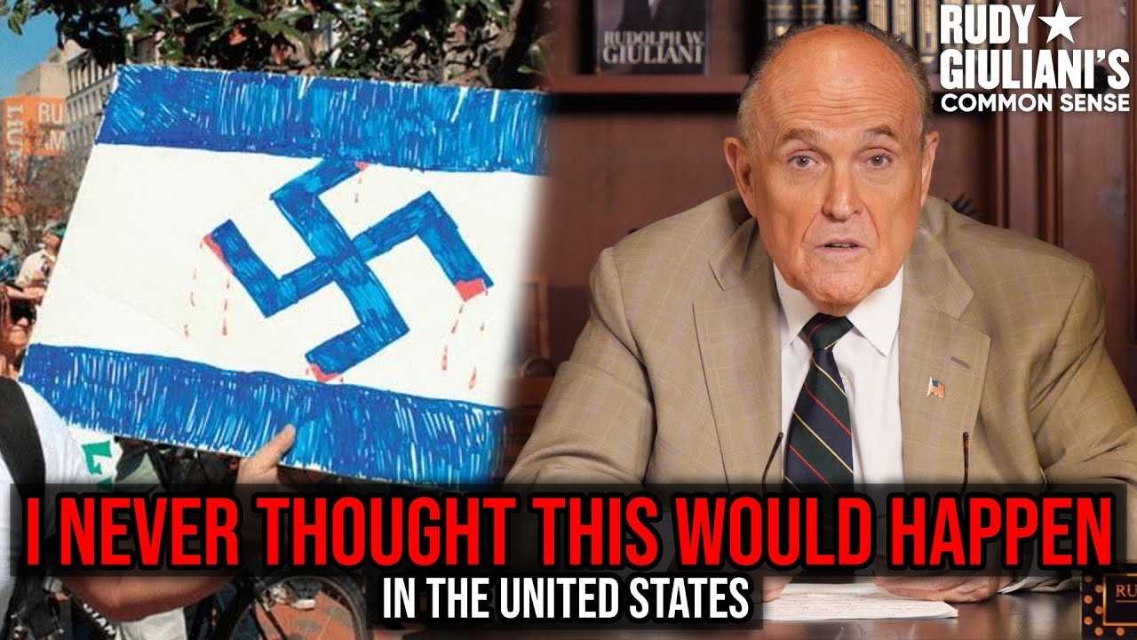I Never Thought This Would Happen In The United States | Rudy Giuliani
