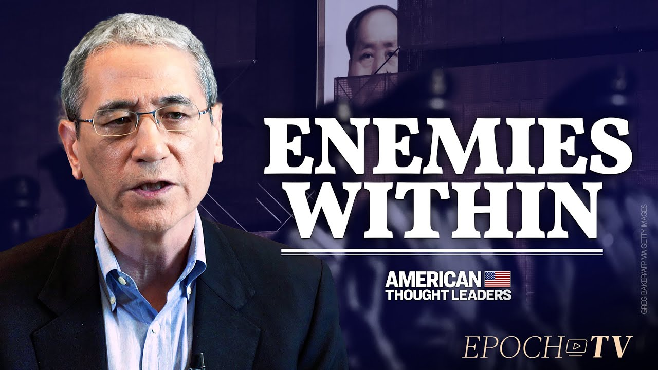 Gordon Chang: Communist China's 'Trying to Overthrow the U.S. Government'