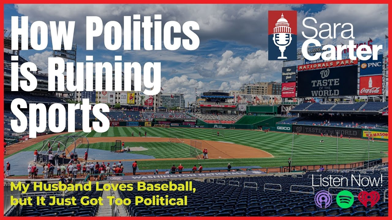 How Politics is Ruining Sports