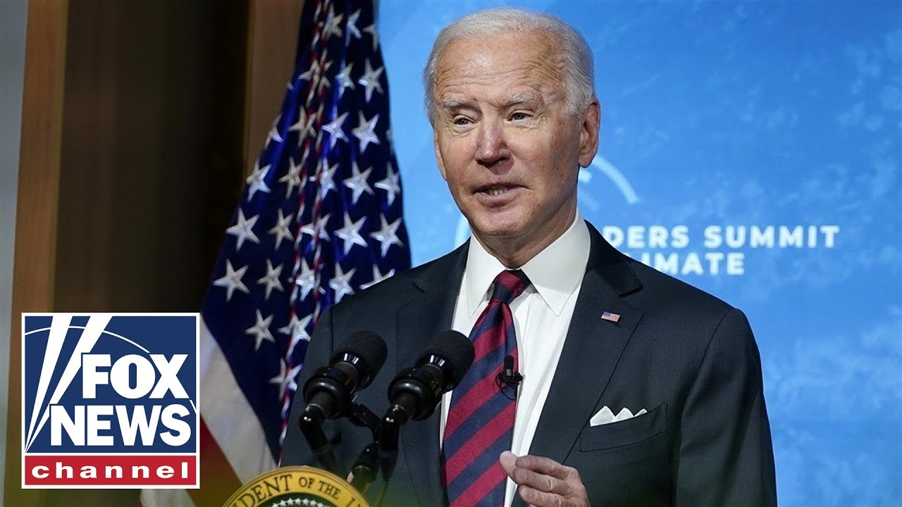 Why does Biden keep saying he can't answer questions?