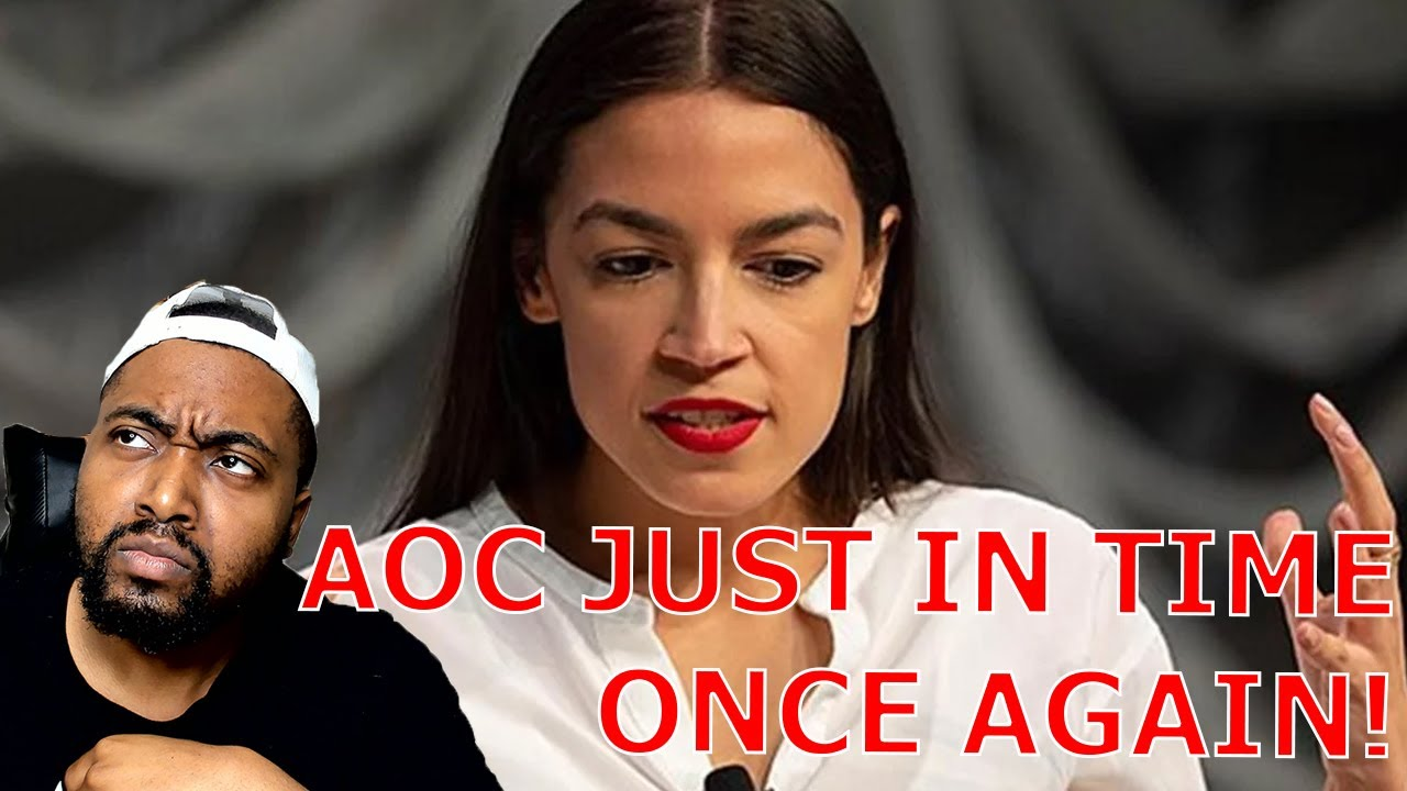 AOC Says She Is Still Traumatized & Seeking Therapy Just In Time For January 6th Commission