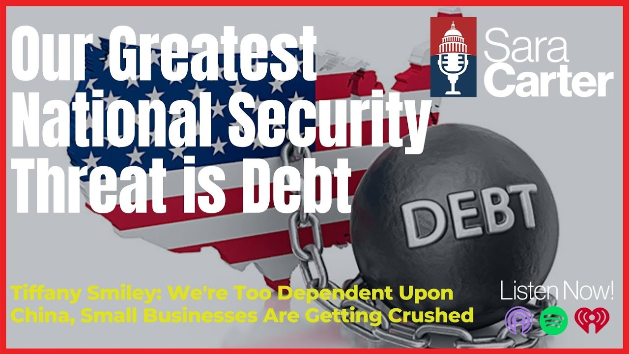 Our Greatest National Security Threat is Debt