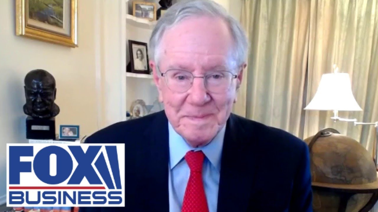 Steve Forbes: Biden administration setting Americans up for wealth tax