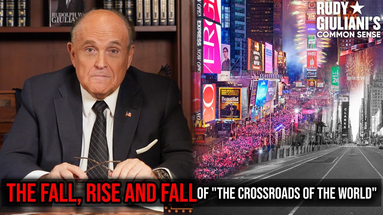 """The FALL, RISE and FALL of """"the Crossroads of the World"""" 