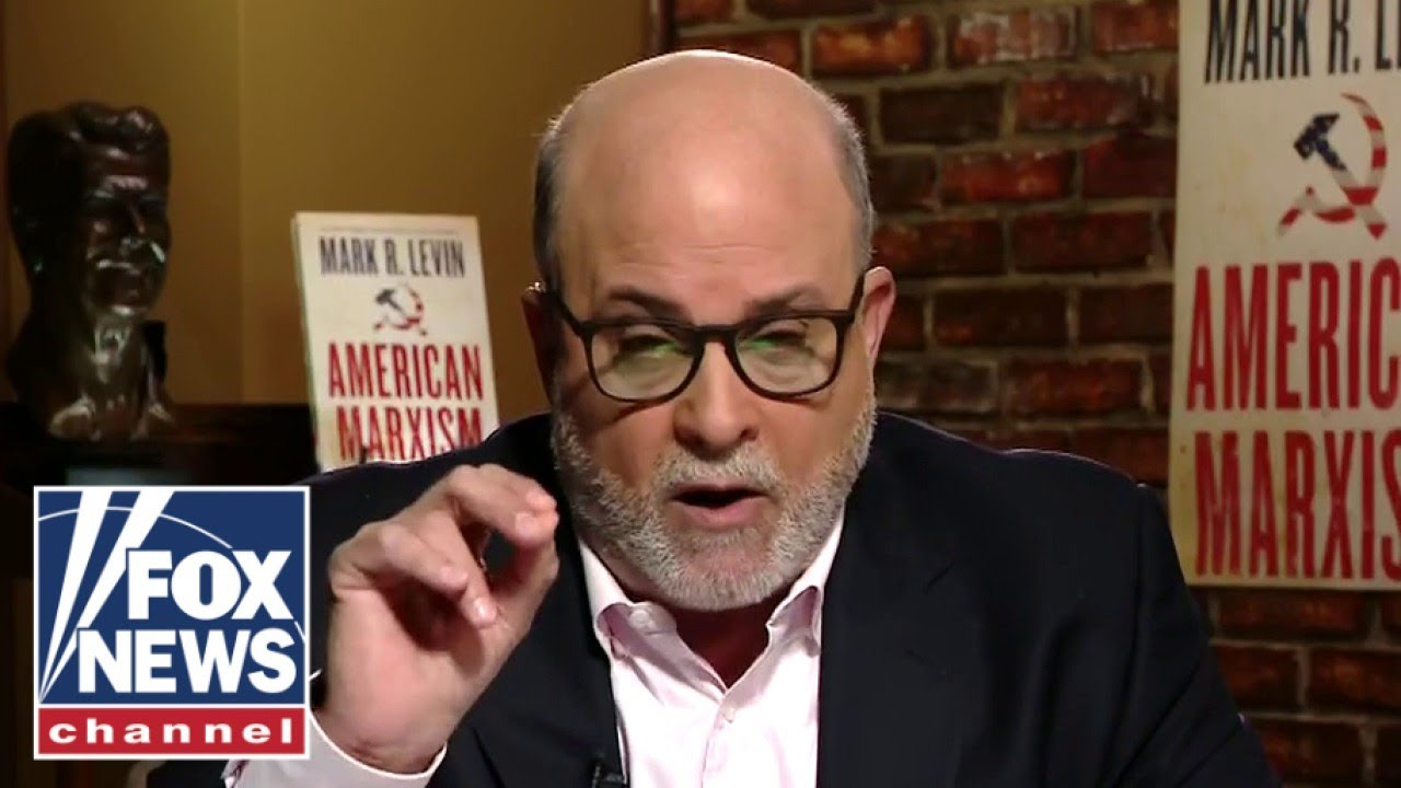 Mark Levin: Biden created inflation issues with 'Marxist ideology'