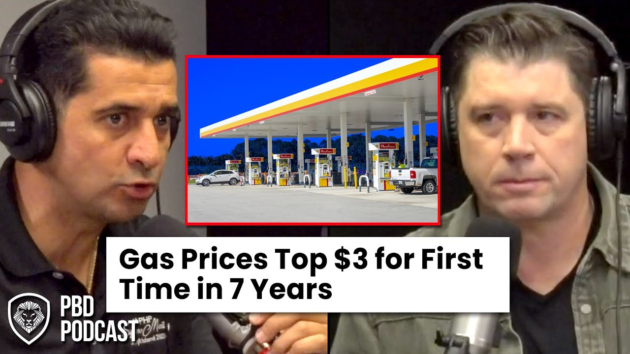 Gas Prices Will Reach $10/Gallon due to Inflation