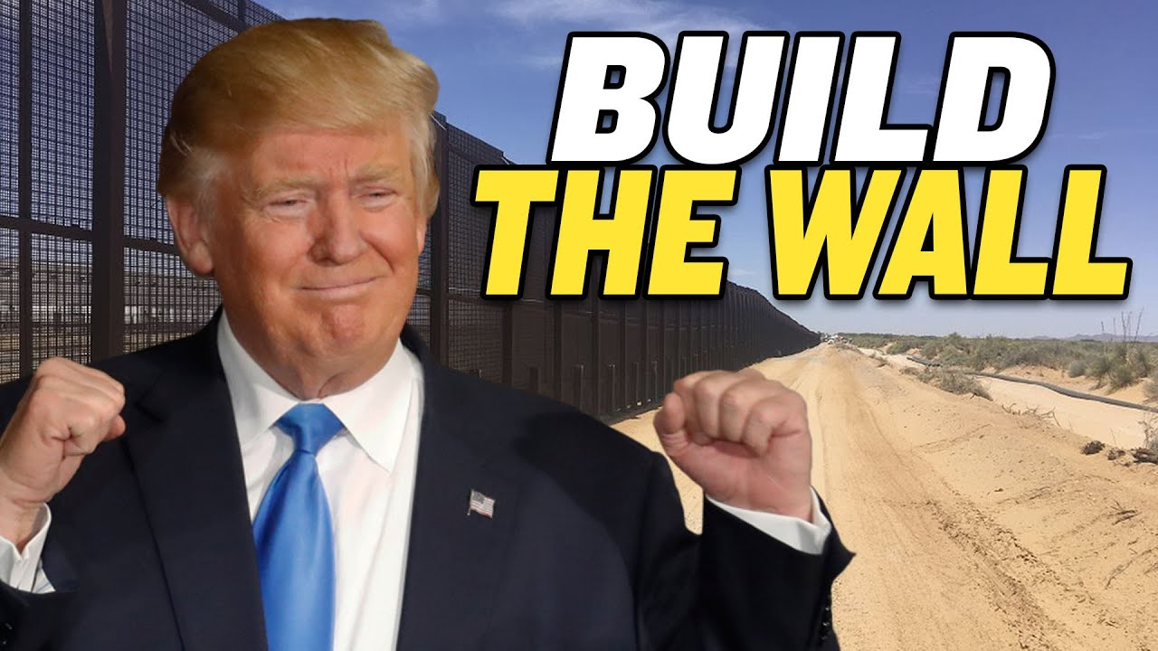 Is Texas Going to Finish What Trump Started? | Texas Wants to Build Its Own Border Wall