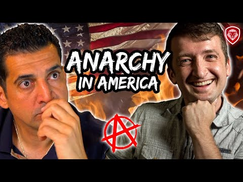 Is America About to Become an Anarchy?