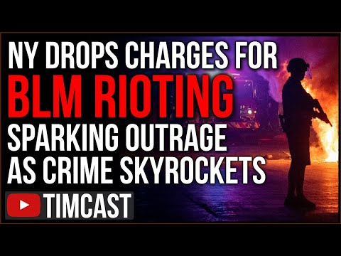Hundreds Of BLM Looters Have Charges Dropped, Liberals Are Fleeing To Red States And Voting Democrat