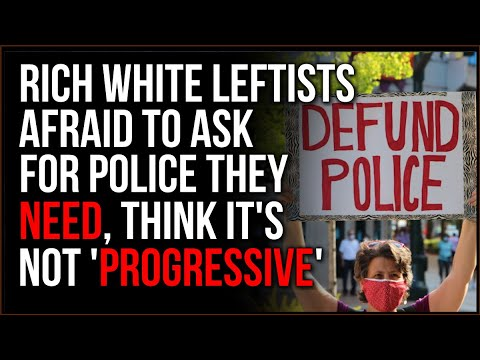 Liberals Are Afraid Of Requesting More Police For Fear Of Not Looking 'Progressive' Enough