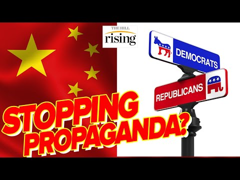 Author: Stopping CHINESE Propaganda Should Be A BIPARTISAN Issue