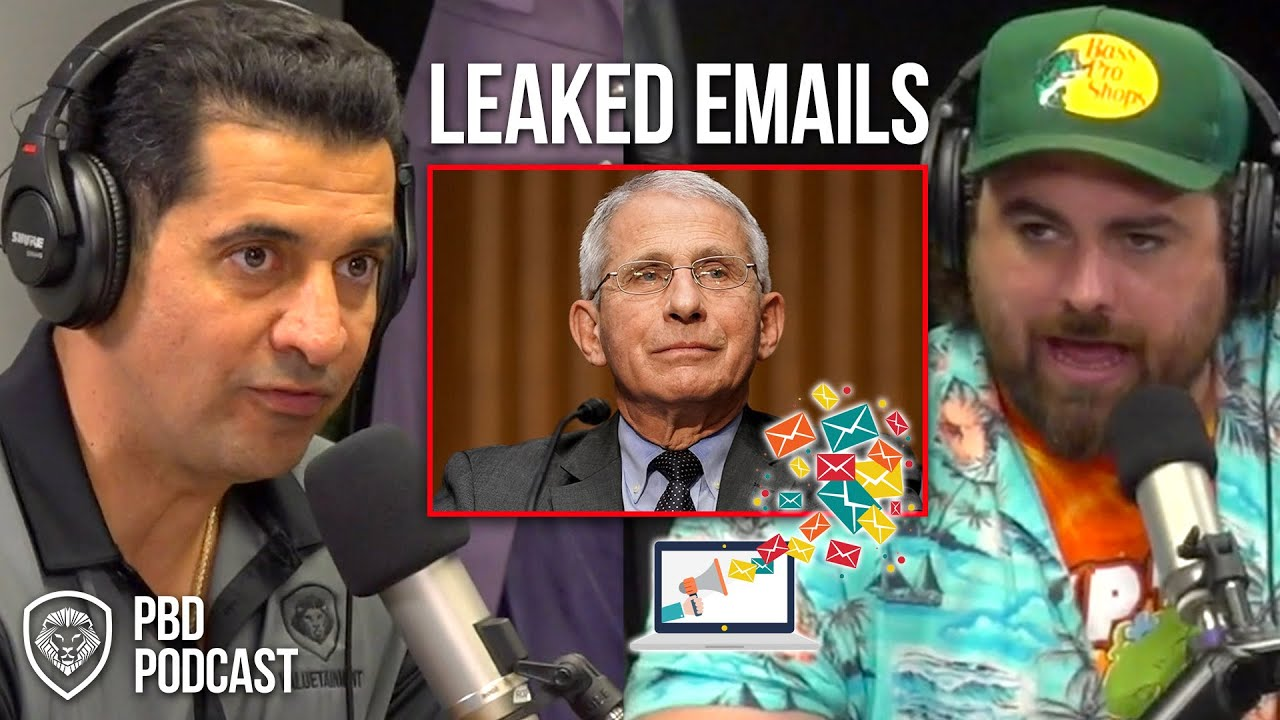 HEATED Reaction to Fauci's Leaked Emails