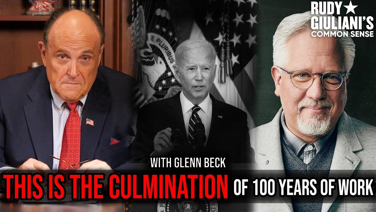 THIS is the culmination of 100 years of work | Rudy Giuliani