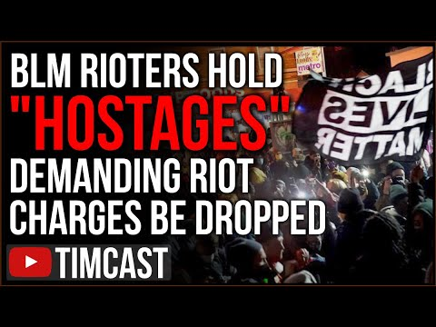 """BLM Rioters Hold City Council VP """"Hostage"""" Demand Riot Charges Dropped, Democrats Are LOSING Control"""