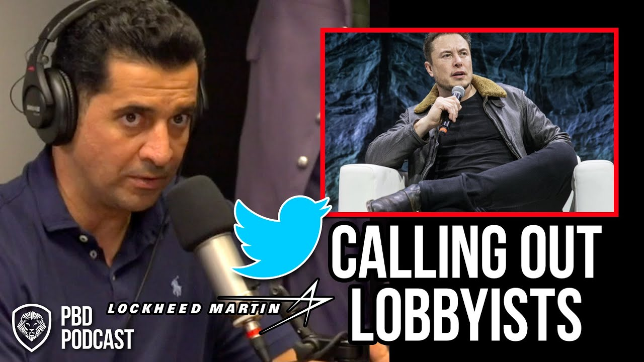 Heated Reaction to Elon Musk Calling Out ULA Lobbyists