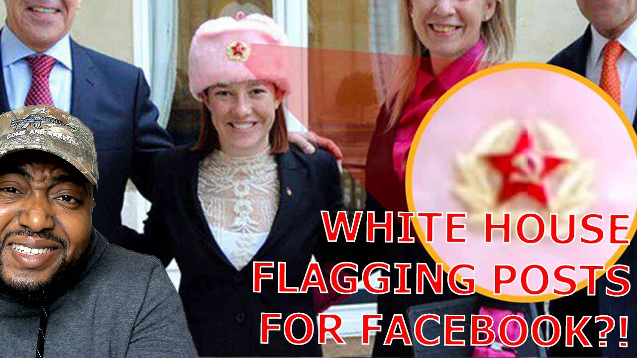 Jen Psaki Says QUIET PART OUT LOUD ADMITS Feds Are In Bed W/ Facebook To Censor 'Problematic' Posts