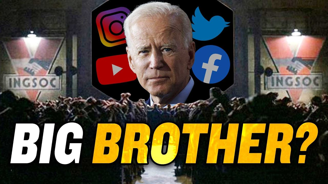 Can Biden FORCE Big Tech to Censor Americans?