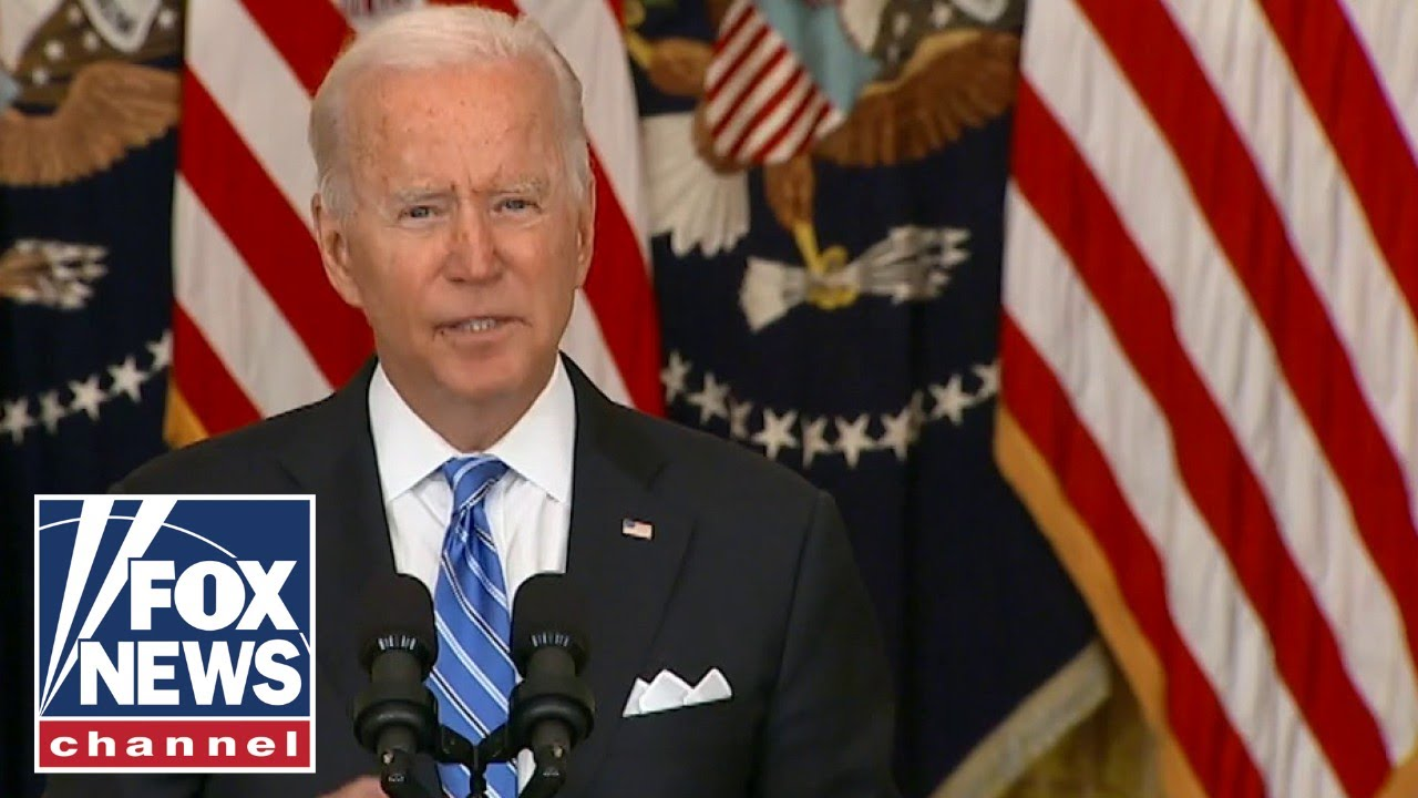 Biden 'begging' for oil from foreign sources
