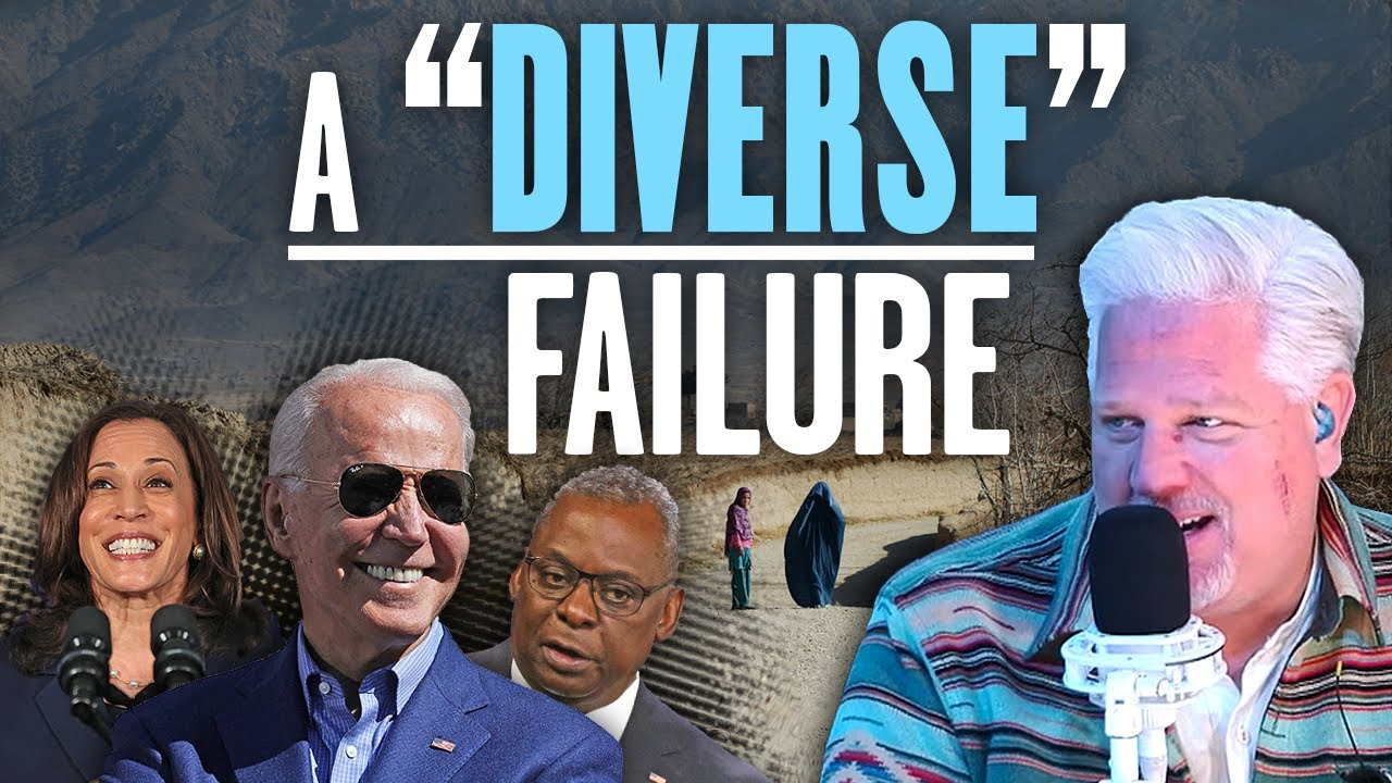 Afghanistan Failure's Silver Lining: At Least it Was … 'DIVERSE?'
