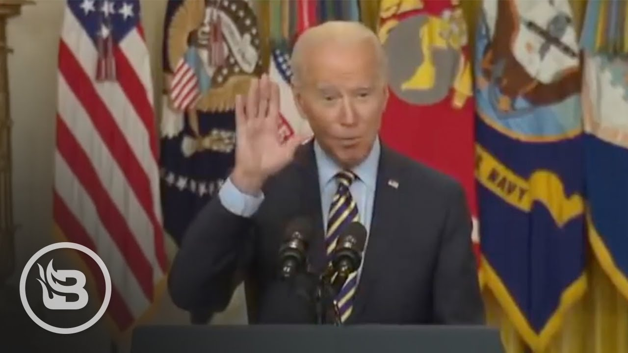 Resurfaced Video Shows How Much of a DISASTER Biden Is on Afghanistan