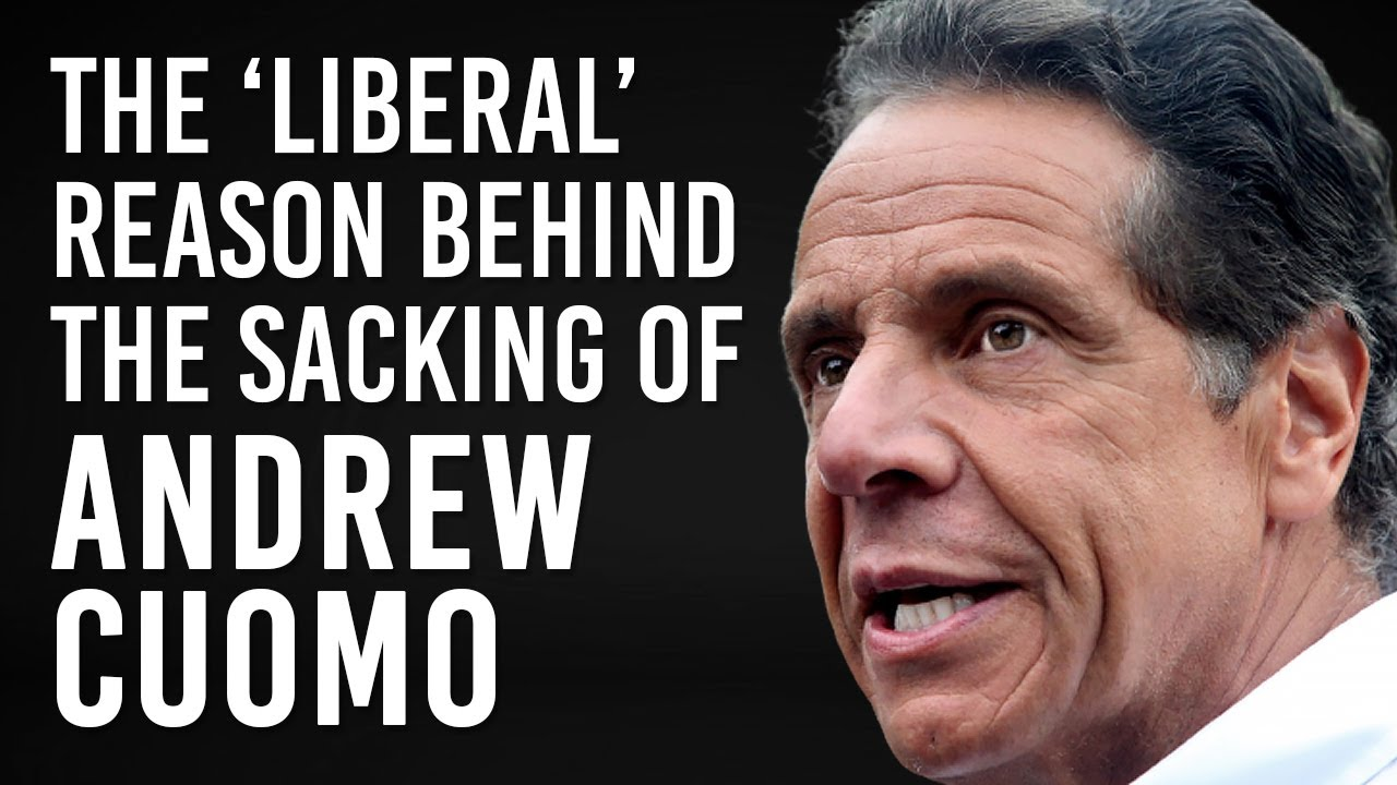 Cuomo was sacked but for purely 'liberal' reasons
