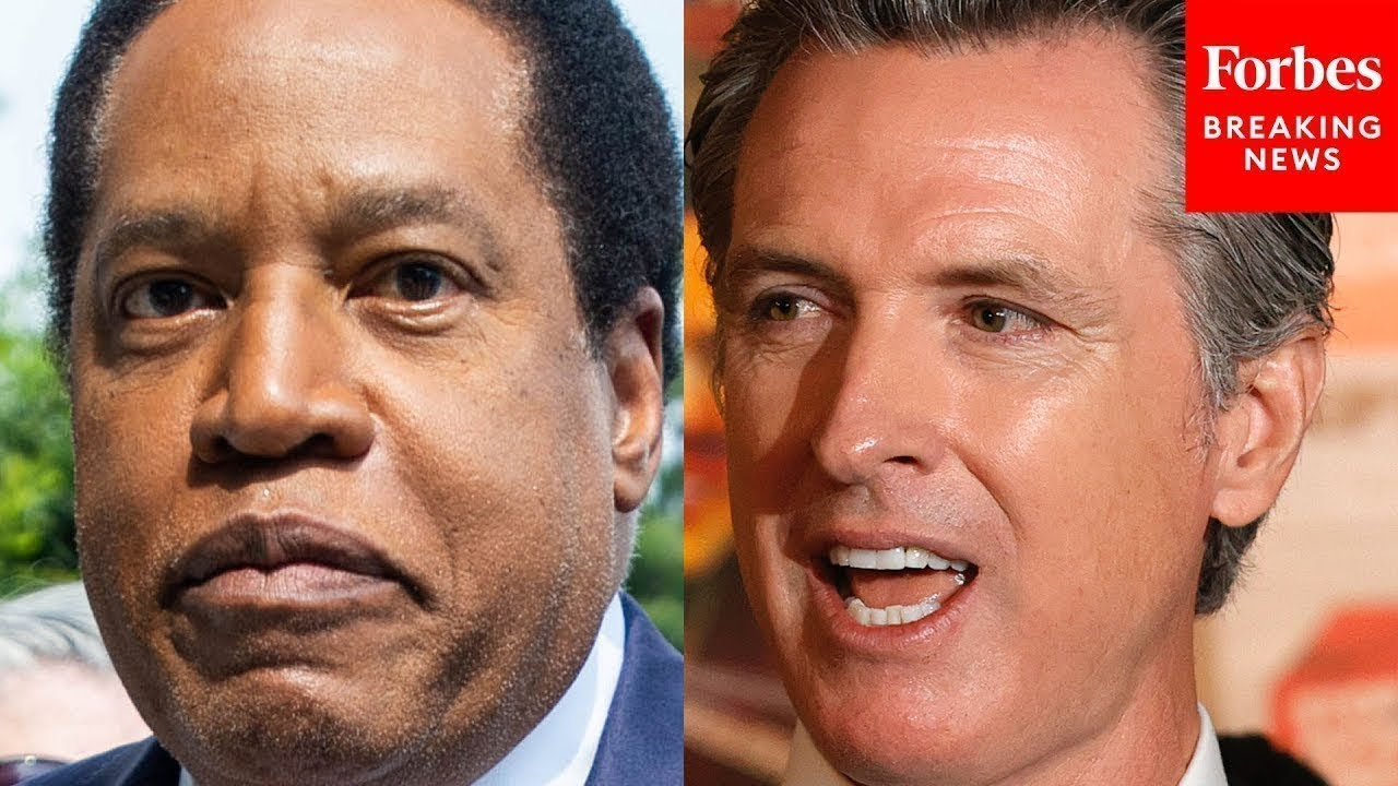 Larry Elder Releases California Recall Election Day Video, Urges Removal Of Newsom