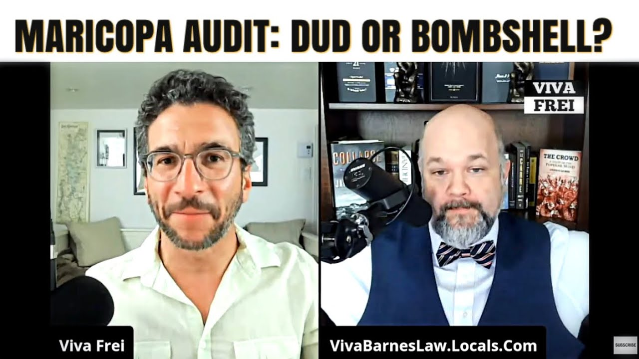 Maricopa County Audit EXPLAINED (Without Spin –
