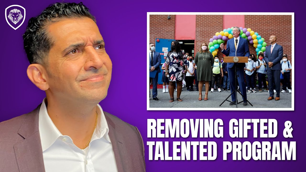 Reaction to NYC Mayor Removing Gifted & Talented Program